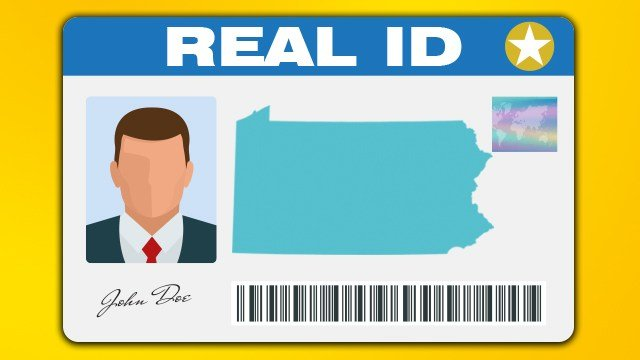 Prepare To Pay More For Pennsylvania S Real Id Wfmj Com