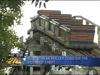 Conneaut Lake Park hit by copper thieves - WFMJ com News weather