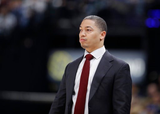Cleveland Cavaliers' Tyronn Lue will ease his way back to coaching