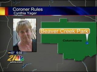 Police identify woman found dead in Beaver Creek Park - WFMJ