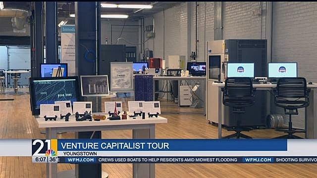 Venture Capitalist Group 54