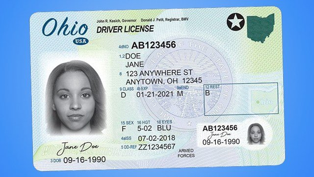 You'll now get your driver's license in the mail