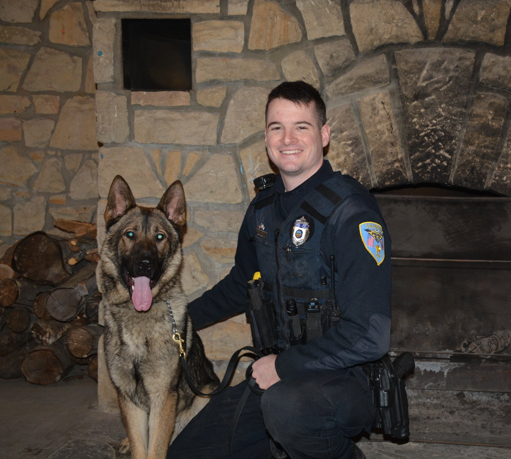 Funeral arrangements for fallen officer set, K9 recovering