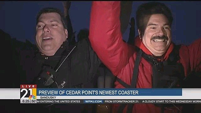Cedar Point gears up for Steel Vengeance World Premiere Weekend