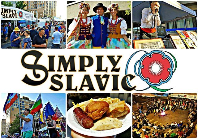 Photo Courtesy:  Simply Slavic Festival