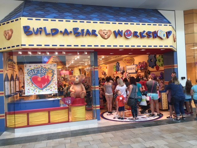 Build A Bear Youngstown Ohio