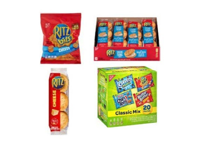 Ritz Bits pulled from shelves due to possible salmonella contamination