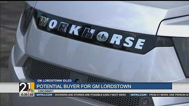 Former Workhorse CEO on GM Lordstown plant - WFMJ com News weather
