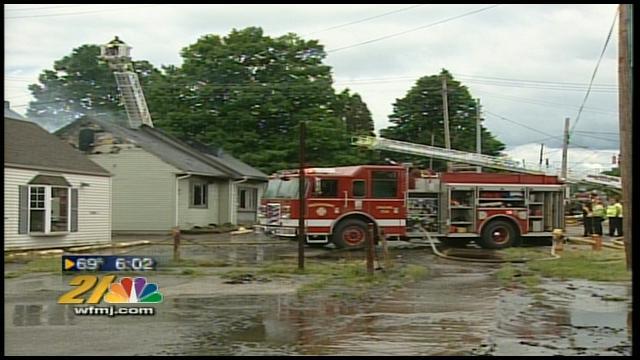 Austintown Ohio A Blaze In Sent Former Restaurant Up Smoke