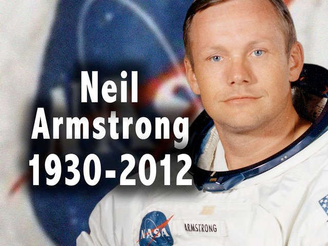 Ohioan Neil Armstrong, 1st man on the moon, dies at 82 ...