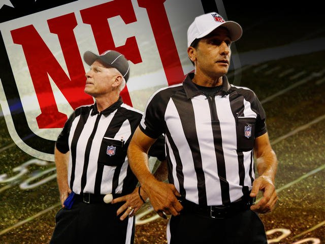 Nfl Refs Approve Deal Ready For Sunday Games Wfmjcom News