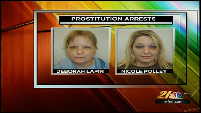 york prostitute arrested