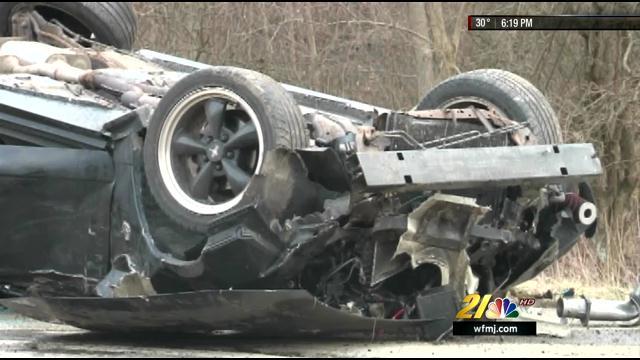 Route  Fatal Car Accident February   Ohio
