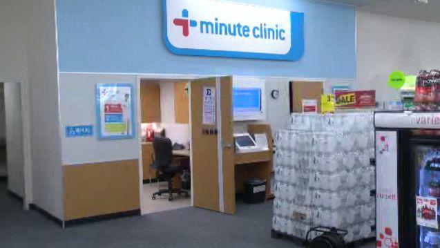 new cvs minute clinic opens