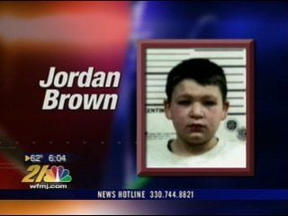 Jordan Brown was 11 years old when he shot and killed his father's fiance and her unborn son. He is under court supervision until he is 21.
