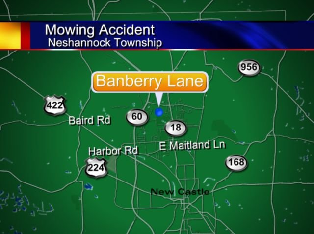 Mowing Accident Kills Landscaping Employee In Neshannock