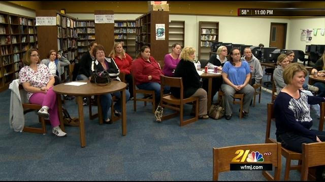 Lordstown Parents Upset Over Scissor Incident Wfmj Com News