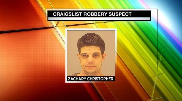 Craigslist ad lures Hubbard man to alleged robber - WFMJ ...