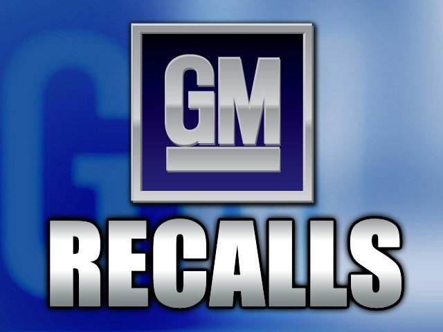 Lordstown made Chevy Cruze included in latest GM recall