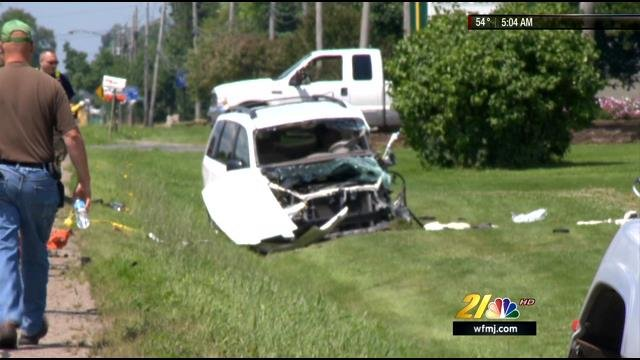 Jackson Township crash victim critically injured - WFMJ com