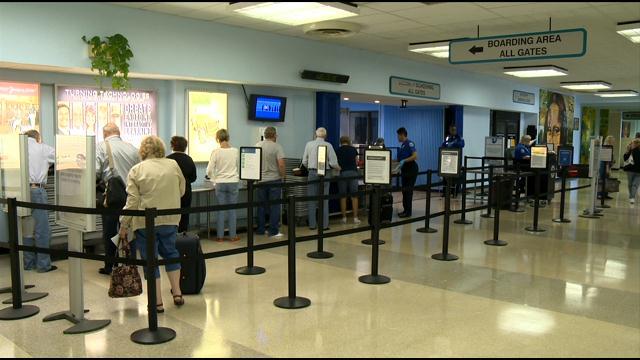 Storms Delay Flights At Youngstown Warren Regional Airport Wfmj