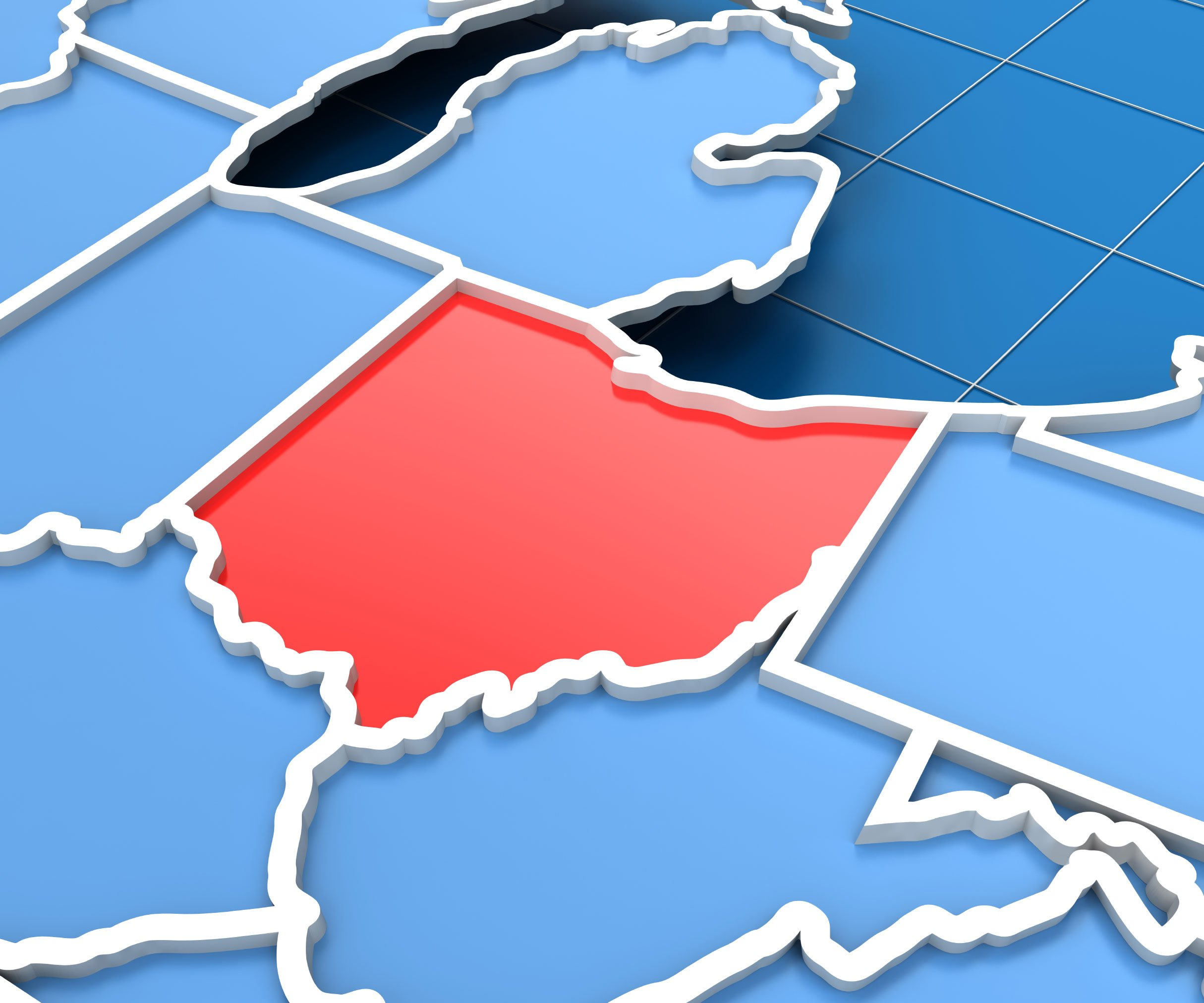 Ohio Legislative Districts