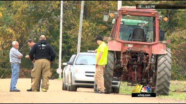 State Farm Report Accident >> Fatal farm accident investigated in Mercer County - WFMJ.com News weather sports for Youngstown ...