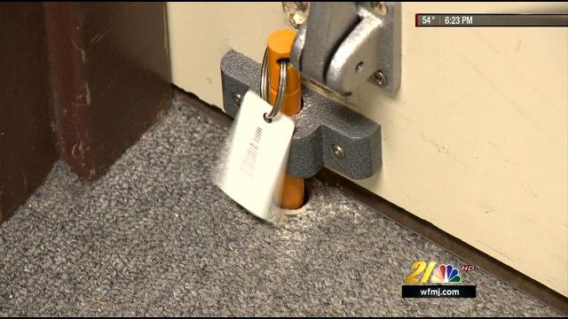Howland Police Officer Invents Device To Keep Schools