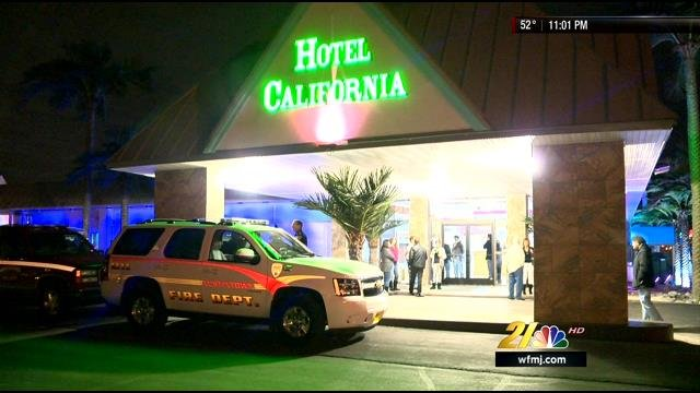 Hotel California Open House Shut Down By Austintown Authorities