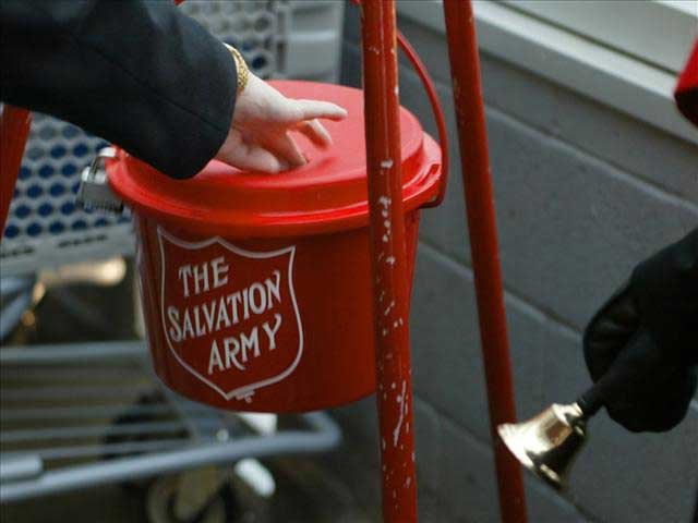 The Bells Are Ringing: Red Kettle Campaign Kicks Off
