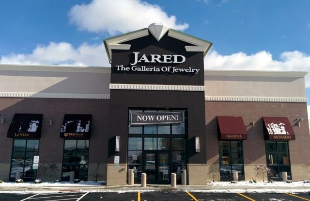 Jared Galleria open in Boardman WFMJcom News weather sports for