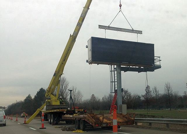 I-76 and I-80 message signs expected online by new year