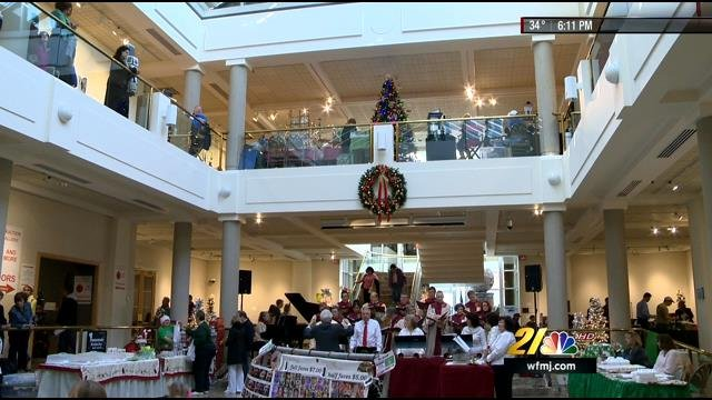 Butler holds annual a holiday craft show news for Ohio holiday craft shows
