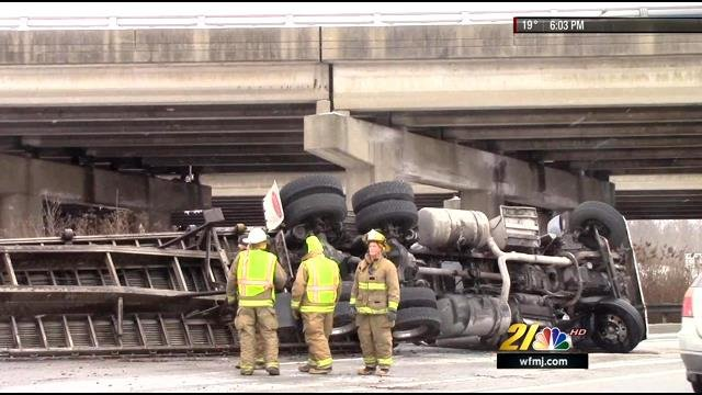I-80 accident ties up traffic in Mercer County - WFMJ com News