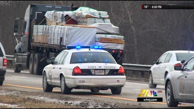 Ohio State Highway Patrol Warns Drivers About Following Too Clos   WFMJ.com  News Weather Sports For Youngstown Warren Ohio
