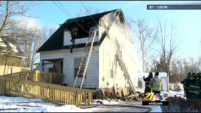 Youngstown woman burned in East Side house fire - WFMJ.com ...