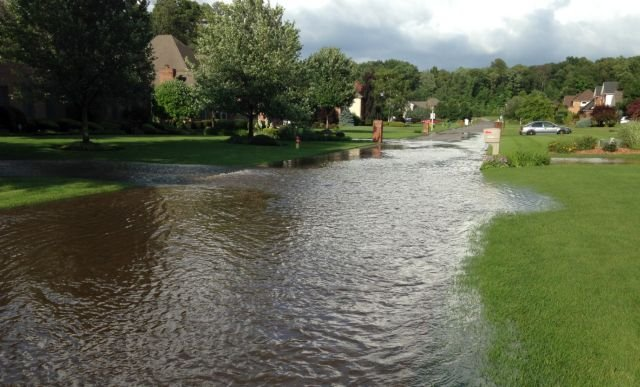 Poland Neighborhood Looking For Answers To Flooding Problem News Weather Sports For