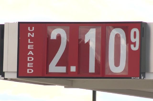 Gas Prices Jump in the Red River Valley