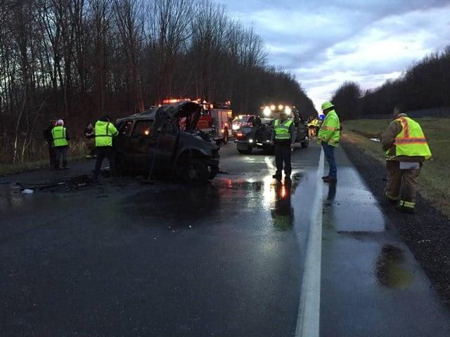 Ravenna Car Accident Today