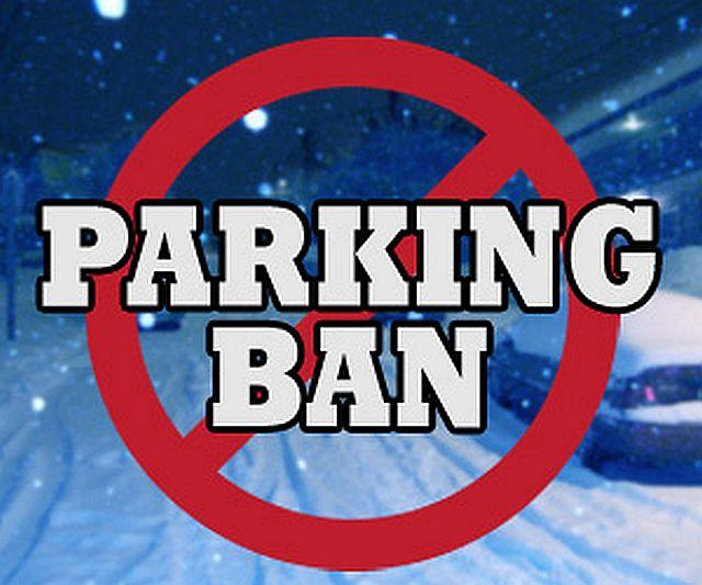 Image result for Emergency Parking Bans