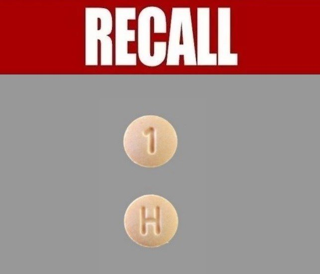 Blood Pressure Medicine Recalled Over Label Mix Up Concern