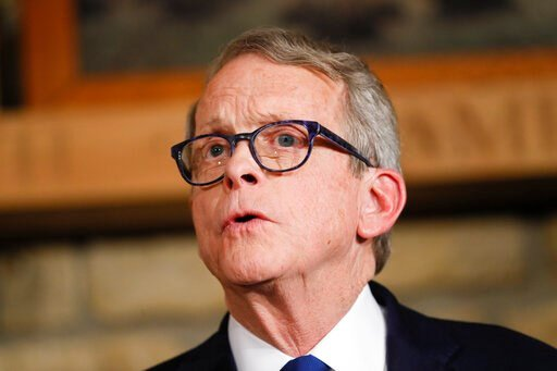 As cases, hospitalizations rise, DeWine says Ohio may be seeing plateau - WFMJ