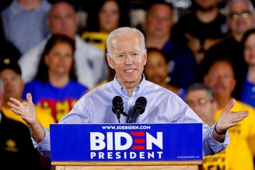Biden to travel to eastern Ohio, western PA Wednesday during train tour