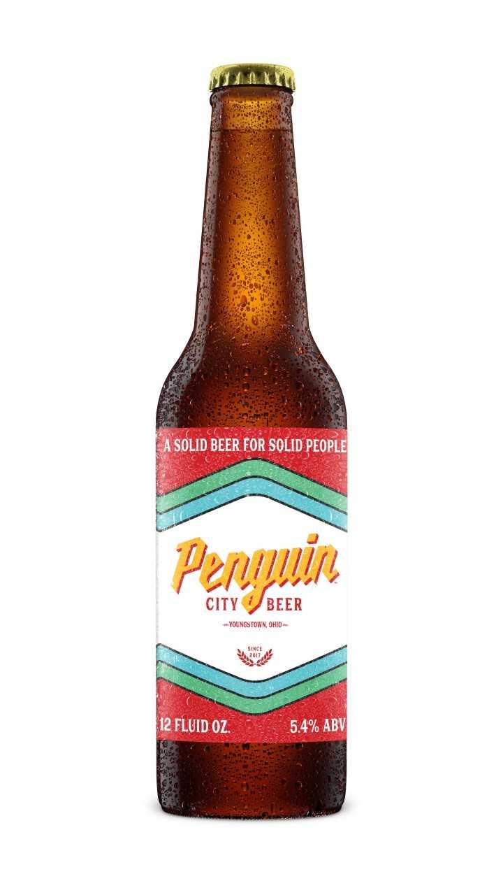 Hommage de fabrication de Penguin City Beer pour la Youngstown's S  - Brasserie artisanale 2