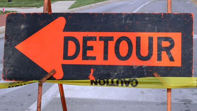 Columbiana and Unity Roads closed over Ohio Turnpike - WFMJ com News