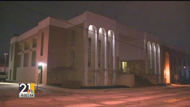 Youngstown's Mt  Calvary Pentecostal Church files in