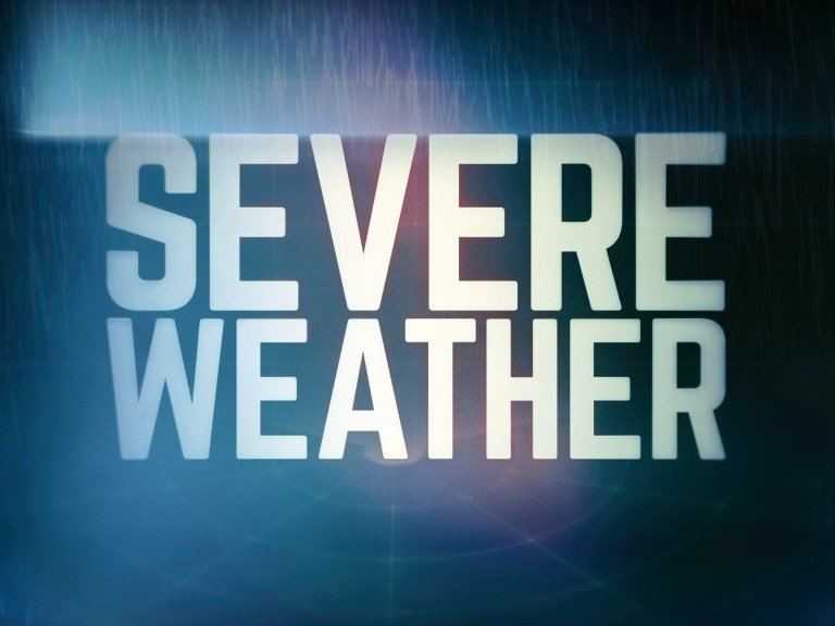 Severe Valley weather: Tornado Watch issued for 4 counties