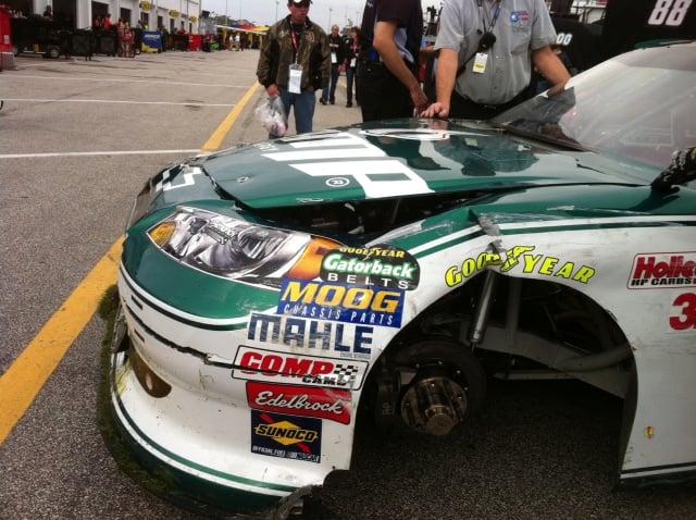 Diane Sauer Chevrolet Nascar Report Earnhardt Wrecks Daytona 5 Wfmj Com
