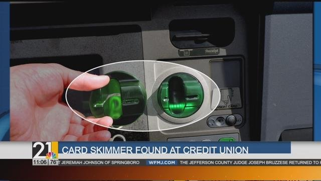 Card Skimmer Found At Seven Seventeen Credit Union In Niles Wfmj