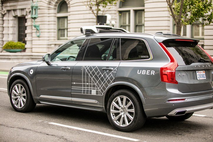 Pittsburgh sees hands-on restart of Uber's self-driving cars - WFMJ